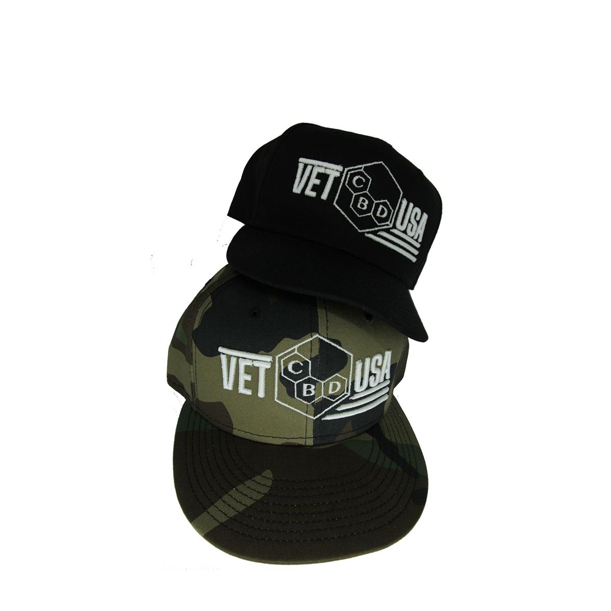 VET CBD USA Hat